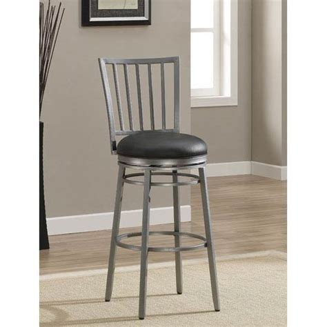 easton 26 inch swivel bar stool american heritage