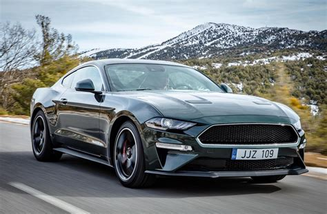 Ford Mustang by 2018 Ford Mustang Bullitt Special Edition Confirmed For