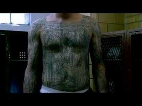 spec fox promo prison break tattoo youtube