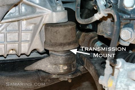 engine mount   works symptoms problems replacement