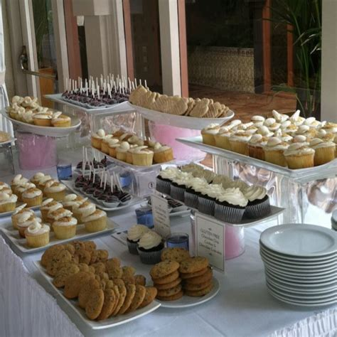 mini table cuisine 1000 images about dessert table scapes on