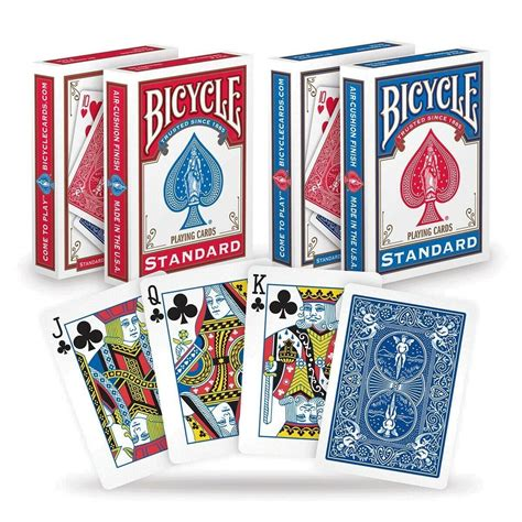 We did not find results for: Bicycle Playing Cards - Poker Size - 12 Pack, 6 Red & 6 Blue   eBay