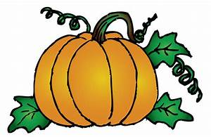 Pumpkin leaves and vines clipart kid - Clipartix