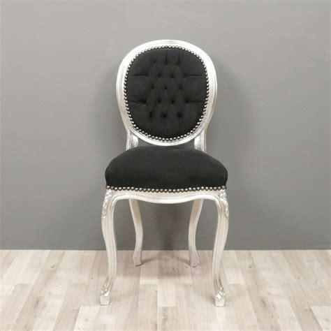chaise baroque blanche chaise baroque blanche et grise