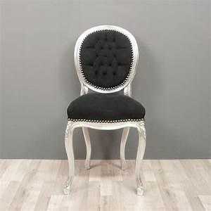 Chaise Style Baroque : petite chaise baroque de style louis xv chaises baroques ~ Teatrodelosmanantiales.com Idées de Décoration