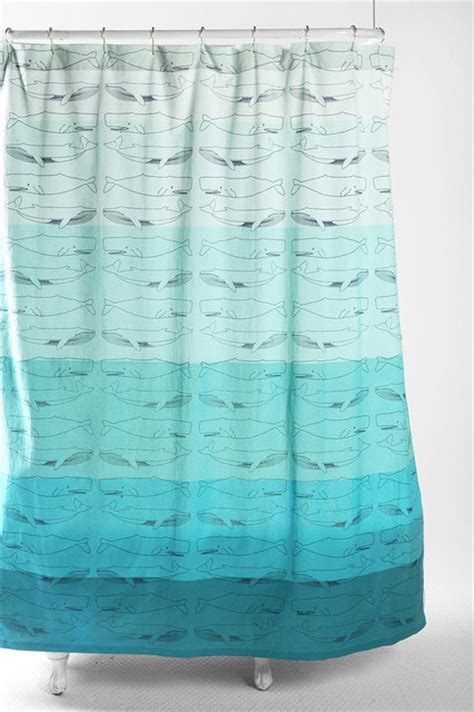 whale shower curtain whales shower curtain contemporary shower curtains