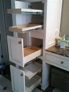 bathroom cabinet ideas storage 25 best ideas about pull out shelves on pantry organization diy