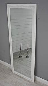 Wandspiegel Groß Weiß : spiegel 150 wandspiegel standspiegel wei holz landhaus holzrahmen badspiegel ebay ~ Whattoseeinmadrid.com Haus und Dekorationen