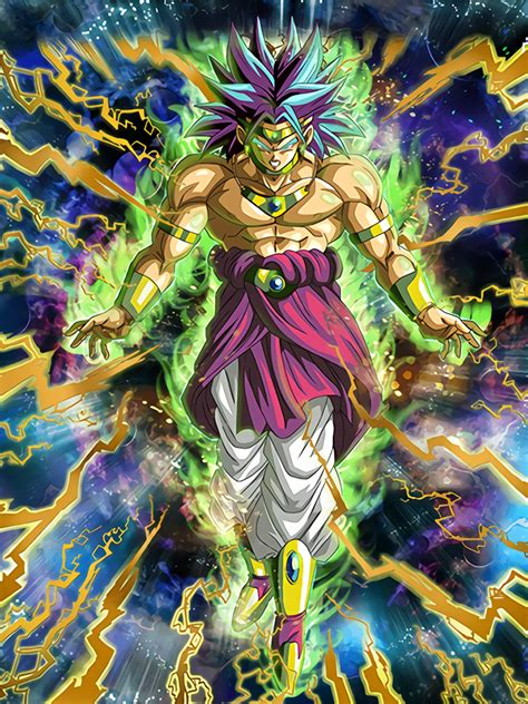 dechainement de force broly super saiyan wiki