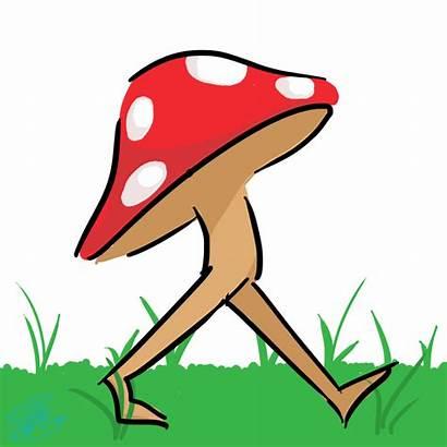 Mushroom Evil Animated Mushrooms Deviantart Mario Gifs