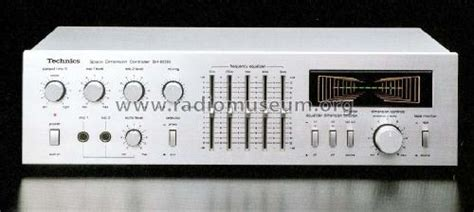 Technics Space Dimension Controller Sh-8030
