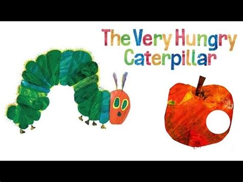 The Very Hungry Caterpillar By Eric Carlemp4 Funnydogtv