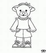 Coloring Pages Pajamas Template Colouring Printable Kid Pj Popular Clipart Coloringhome sketch template