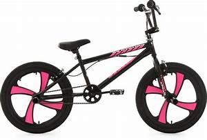 20 Zoll Fahrrad Körpergröße : ks cycling bmx fahrrad 20 zoll schwarz pink cobalt ~ Kayakingforconservation.com Haus und Dekorationen