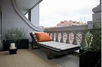 trending apartment patio design ideas Creative Balcony Designs We Love
