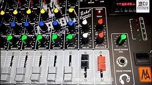 6 Channel Audio Mixer N Audio