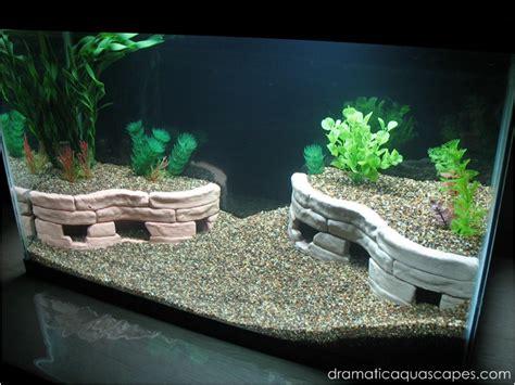 Dramatic Aquascapes by Dramatic Aquascapes Diy Aquarium Decore Terraces