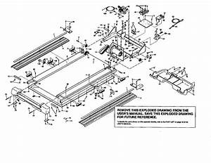 Proform 540s Treadmill Wiring Diagram