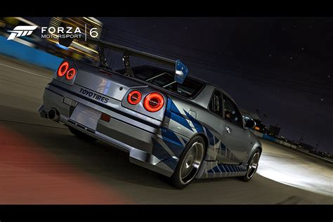 fast and furious autos kaufen forza motorsport 6 mit fast and furious car pack bilder autobild de