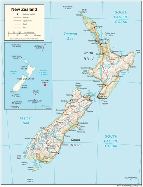 zealand maps perry castaneda map collection ut