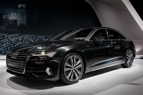 Audi A6 2019 by 2019 Audi A6 Goes Higher Tech For A Higher Price News