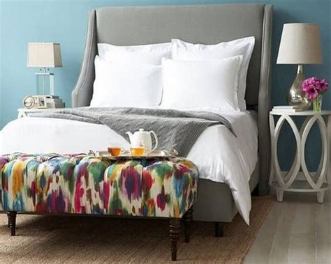 Bedroom Ottoman by 10 Captivating And Stylish Bedroom Ottoman Designs Rilane