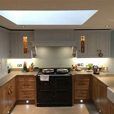 Contemporary Shaker Kitchen By Expert Kitchen Designers In