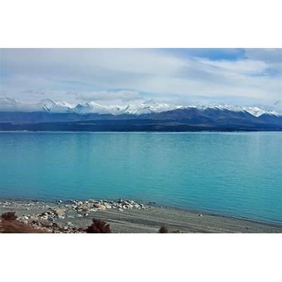 Panoramio - Photo of Lake Pukaki