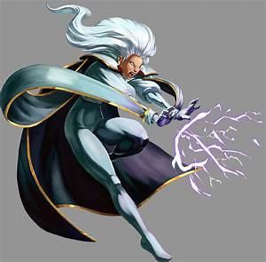 Marvel VS Capcom 2 Storm By UdonCrew On DeviantArt