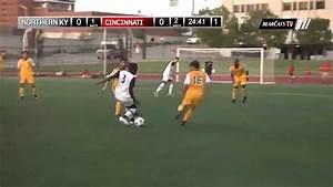 Men's Soccer: Cincinnati vs Northern Kentucky Recap - YouTube