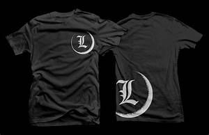Elegant serious t shirt design for leonardo sciolis by d for T shirt letter design
