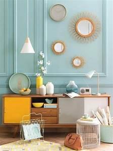 les 25 meilleures idees de la categorie buffet meuble sur With meuble style maison du monde 16 miroir de decoration en bois massif soleil rond bois