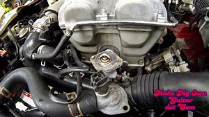 Changing A Thermostat In A 1991 Na Miata 1 6l