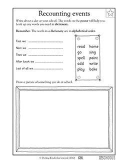 worksheets word lists  activities greatschools