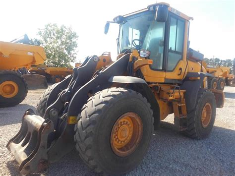 volvo l70 wheel loaders construction equipment volvo ce americas used equipment
