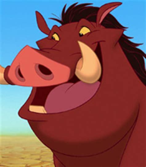 voice  pumbaa  lion king   voice actors