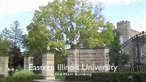 Eastern Illinois University (EIU) campus tour - YouTube