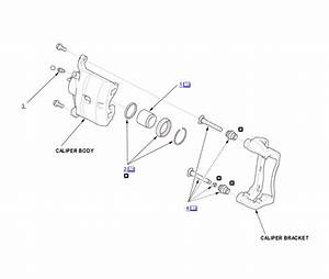 Help  Front Brake Guide Pins Top  Bottom