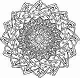 Coloring Pages Mandala Dover Publications Kaleidoscope Designs Mandalas Books Drawings Creative Adult Colouring Welcome Haven Favorite Doverpublications Samples sketch template