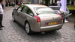 Citroen C 6 : car spotting citroen c6 v6 3 0 hdi fully equipped youtube ~ Medecine-chirurgie-esthetiques.com Avis de Voitures