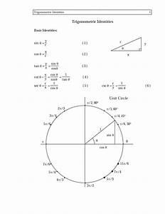 Unit Circle Graph Paper
