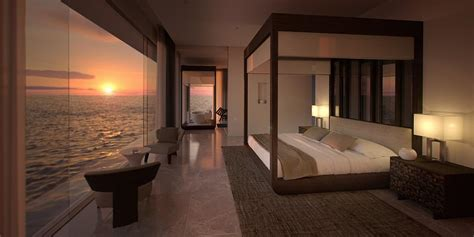 First undersea villa set to open in luxury hotel in the ...