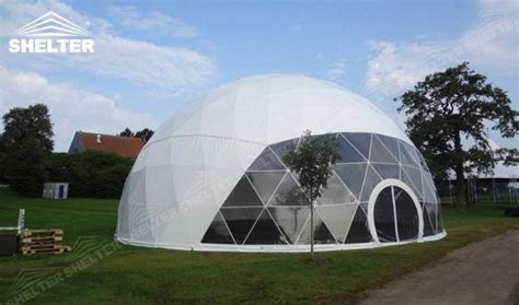 Dome Series - Shelter Structures America - Clearspan Tent ...