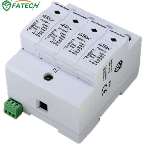 surge arrester rated protector voltage low china signaling remote supplies power