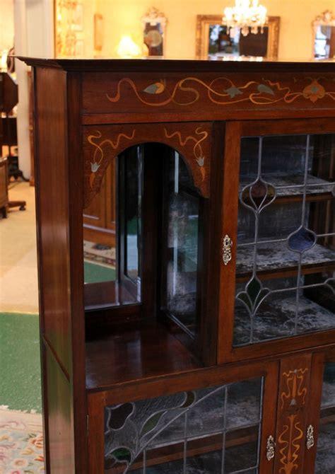 atlas kitchen cabinets nouveau display cabinet c 1900 antiques atlas 1382