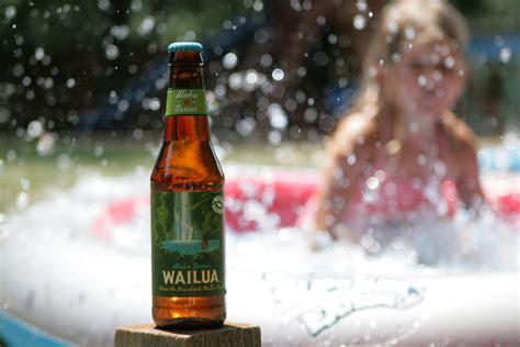 Kona Brewing Wailua Wheat Summer Seasonal Hawaii Beer