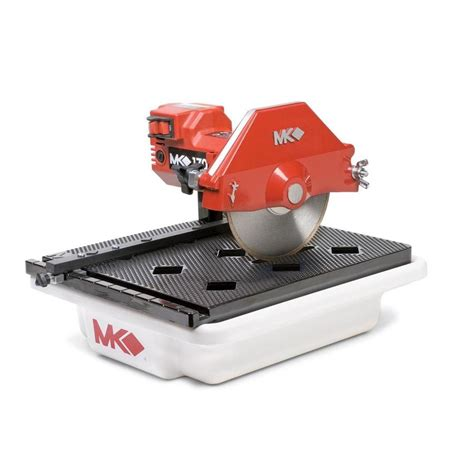 lowes tile saw shop mk products 7 in 0 5 tabletop tile saw at