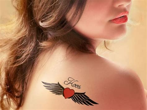 lovely valentines day tattoos ideas  sheideas
