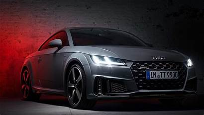 Audi 4k Tt Gray Quantum Edition Wallpapers