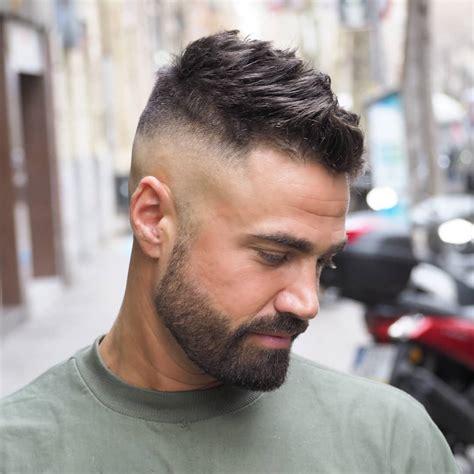 mens side fade haircut bentalasaloncom